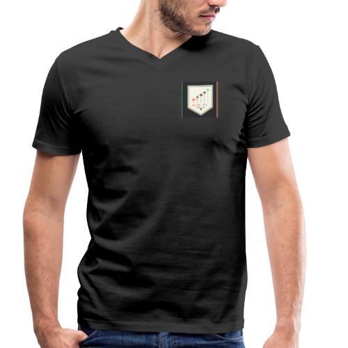 Club Pilote Ta Vie - T-shirt bio col V Stanley & Stella Homme