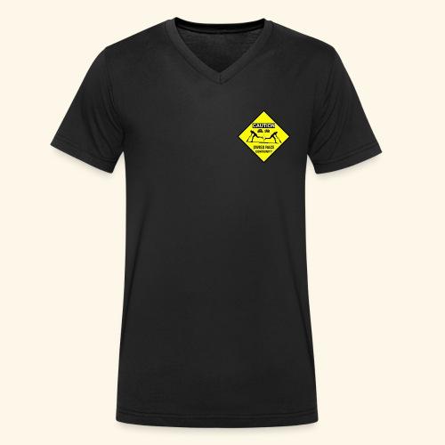 srp - Männer Bio-T-Shirt mit V-Ausschnitt von Stanley & Stella