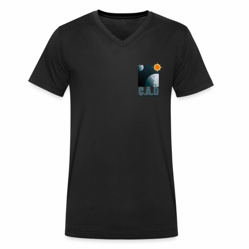Logo CAD 2018 - T-shirt bio col V Stanley & Stella Homme