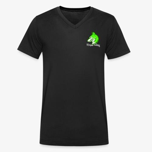Frivolous Gaming - Männer Bio-T-Shirt mit V-Ausschnitt von Stanley & Stella