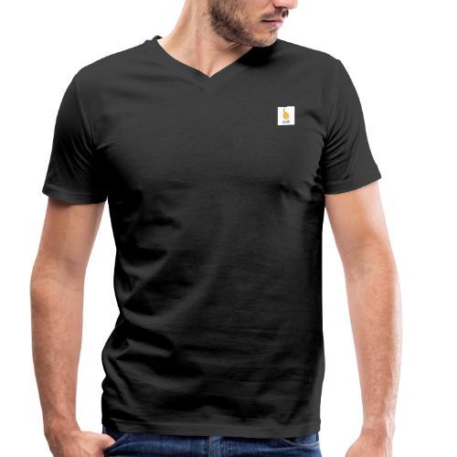 Logo UniK - T-shirt bio col V Stanley & Stella Homme