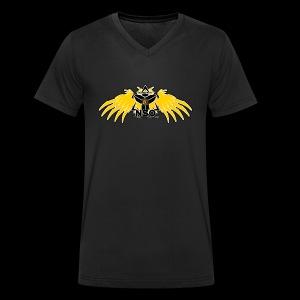 20170815 155321 - Männer Bio-T-Shirt mit V-Ausschnitt von Stanley & Stella