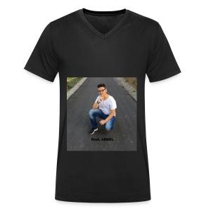 ReaL ARNEL - Männer Bio-T-Shirt mit V-Ausschnitt von Stanley & Stella