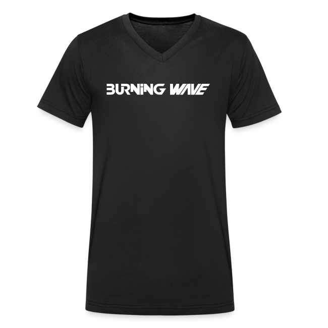 Logo Burning Wave