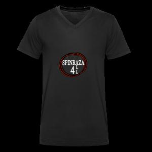 Spinraza 4 All - Men's Organic V-Neck T-Shirt by Stanley & Stella
