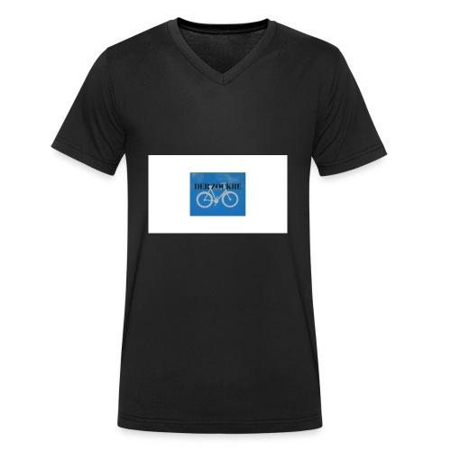 DER Zockr - Männer Bio-T-Shirt mit V-Ausschnitt von Stanley & Stella