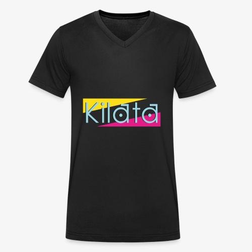 kilata - Männer Bio-T-Shirt mit V-Ausschnitt von Stanley & Stella