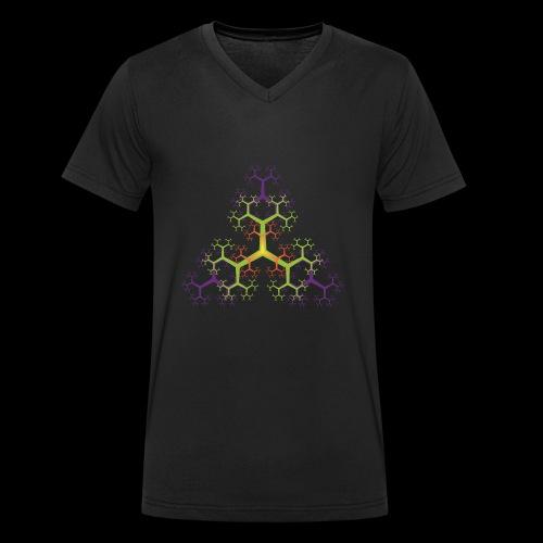 psynopticum - Männer Bio-T-Shirt mit V-Ausschnitt von Stanley & Stella