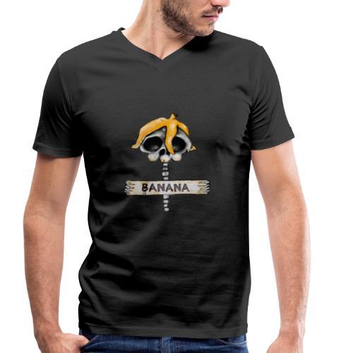 Banana - T-shirt bio col V Stanley & Stella Homme