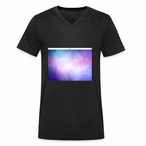 IMG 1395 - Men's Organic V-Neck T-Shirt by Stanley & Stella