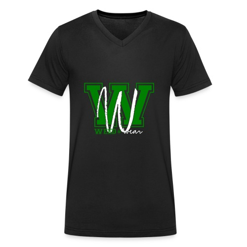 Weedwear - T-shirt bio col V Stanley & Stella Homme