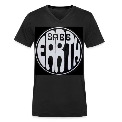 SabbEarth - Men's Organic V-Neck T-Shirt by Stanley & Stella