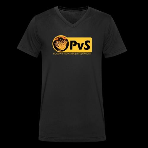 Platform voor Slangenliefhebbers - Mannen bio T-shirt met V-hals van Stanley & Stella