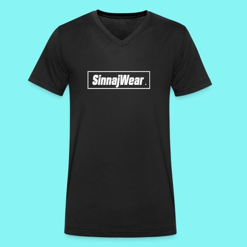 Merchandise 2017 - Männer Bio-T-Shirt mit V-Ausschnitt von Stanley & Stella