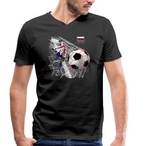 GP22F-04 RUSSIAN FOOTBALL TEXTILES AND GIFTS - Stanley & Stellan naisten luomupikeepaita