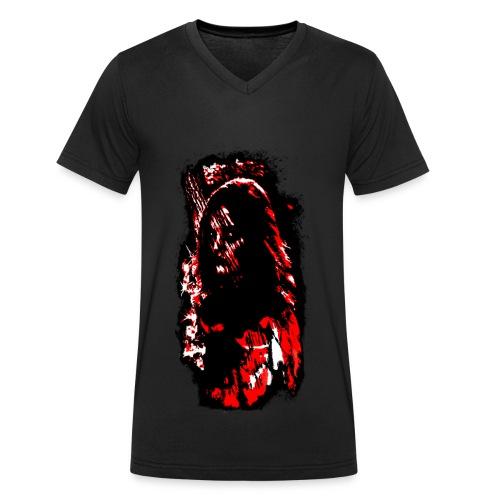 Bloody Mary - Männer Bio-T-Shirt mit V-Ausschnitt von Stanley & Stella