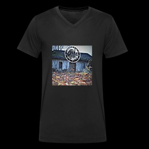 Lost Place 1 - Männer Bio-T-Shirt mit V-Ausschnitt von Stanley & Stella
