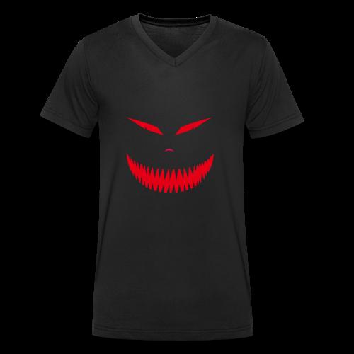 Mister Black 2 - T-shirt bio col V Stanley & Stella Homme