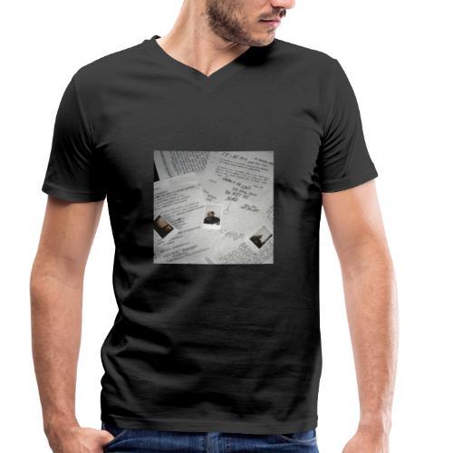 XXXTentacion 17 Album - Mannen bio T-shirt met V-hals van Stanley & Stella