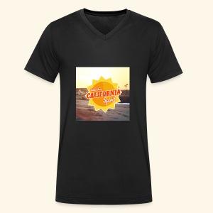 SunRise - T-shirt bio col V Stanley & Stella Homme