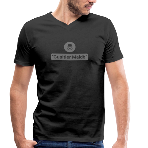 Rigoletto: Duca - Incognito (riempimento) - T-shirt ecologica da uomo con scollo a V di Stanley & Stella