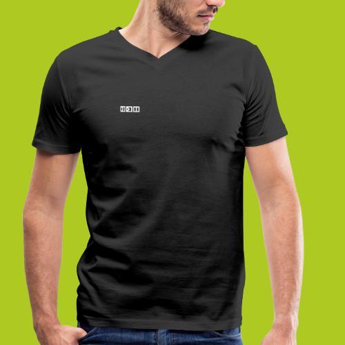 squary - T-shirt bio col V Stanley & Stella Homme