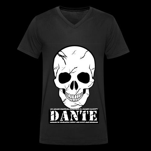 Skull of Death - Männer Bio-T-Shirt mit V-Ausschnitt von Stanley & Stella