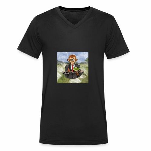 Terminator - T-shirt bio col V Stanley & Stella Homme