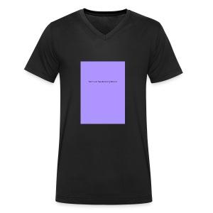 NO FUTURE - T-shirt bio col V Stanley & Stella Homme