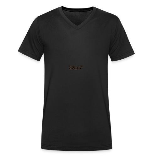 5ZERO° - Men's Organic V-Neck T-Shirt by Stanley & Stella