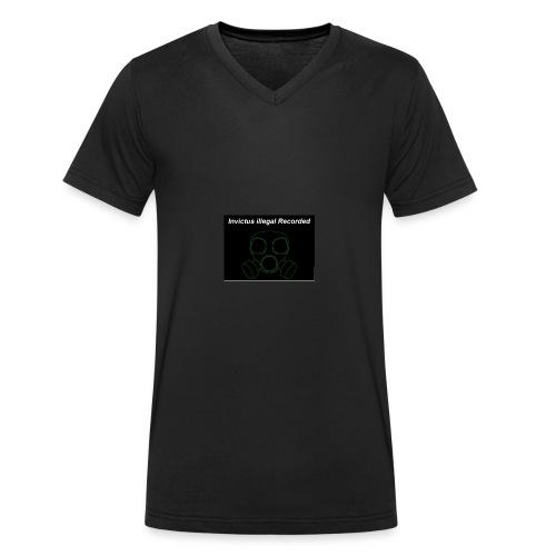 Invictus illegal Recorded - Männer Bio-T-Shirt mit V-Ausschnitt von Stanley & Stella
