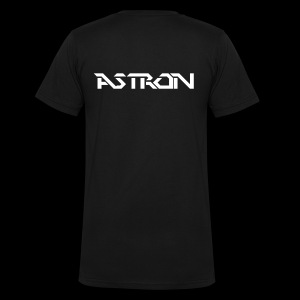 Astron - Men's Organic V-Neck T-Shirt by Stanley & Stella