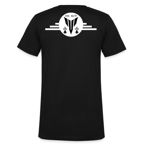MT BZH - T-shirt bio col V Stanley & Stella Homme