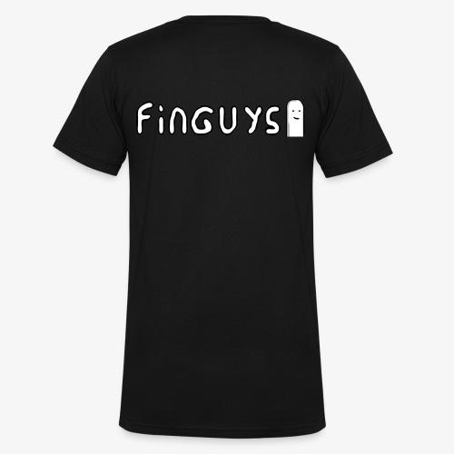 finguys - T-shirt bio col V Stanley & Stella Homme