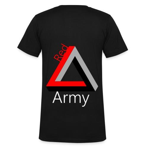 Red Army - Männer Bio-T-Shirt mit V-Ausschnitt von Stanley & Stella