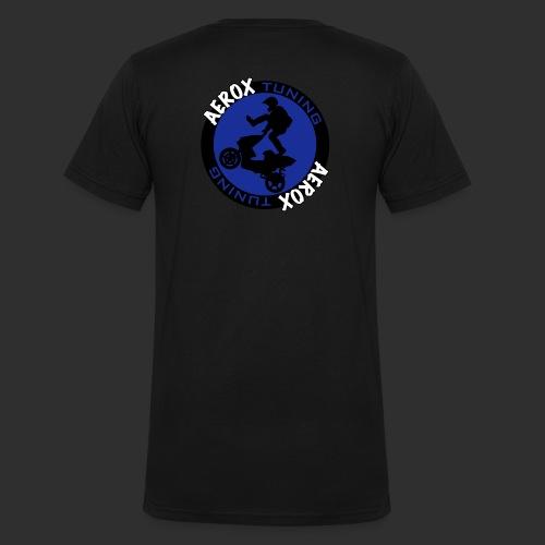 Aerox Tuning NL - Mannen bio T-shirt met V-hals van Stanley & Stella