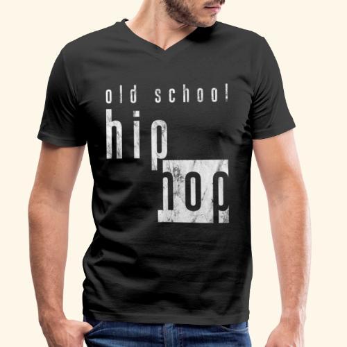 Hiphop - Männer Bio-T-Shirt mit V-Ausschnitt von Stanley & Stella