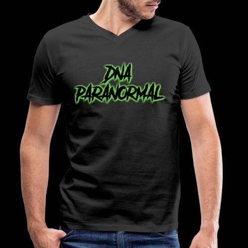 DNA PARANORMAL - Men's Organic V-Neck T-Shirt by Stanley & Stella