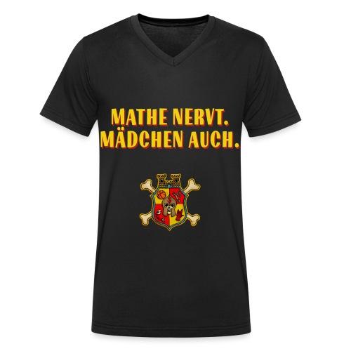 Wappen - Männer Bio-T-Shirt mit V-Ausschnitt von Stanley & Stella