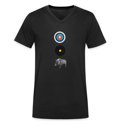 design3 - T-shirt bio col V Stanley & Stella Homme