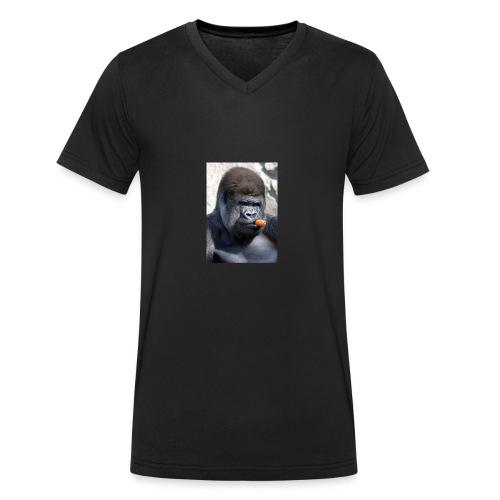 singe - T-shirt bio col V Stanley & Stella Homme