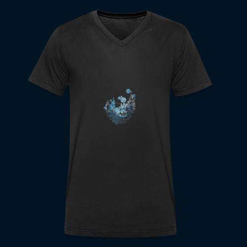 Camicia Flofames - T-shirt ecologica da uomo con scollo a V di Stanley & Stella