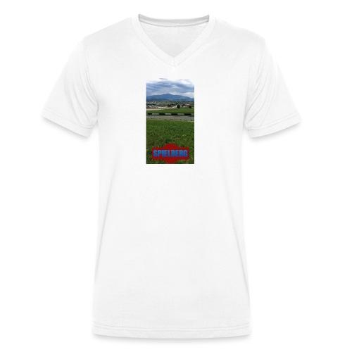 Formel 1 - Männer Bio-T-Shirt mit V-Ausschnitt von Stanley & Stella