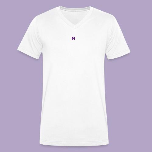 Mehr Mitte Bitte   Julius Raab Stiftung - Männer Bio-T-Shirt mit V-Ausschnitt von Stanley & Stella