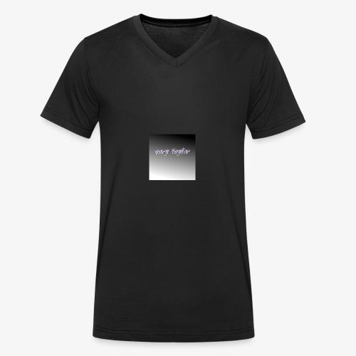 gary taylor OFFICIAL .e.g - Men's Organic V-Neck T-Shirt by Stanley & Stella