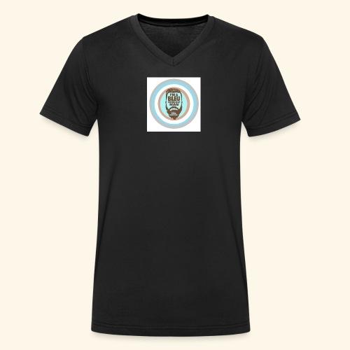 #Roundbb - T-shirt bio col V Stanley & Stella Homme
