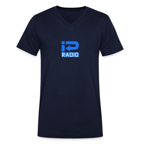 logo trans png - Mannen bio T-shirt met V-hals van Stanley & Stella