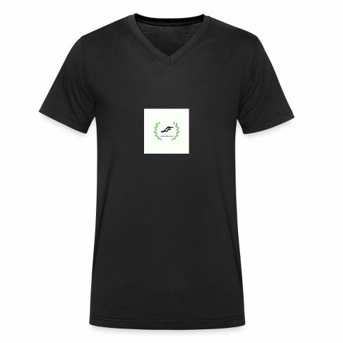 LF Premium - Männer Bio-T-Shirt mit V-Ausschnitt von Stanley & Stella