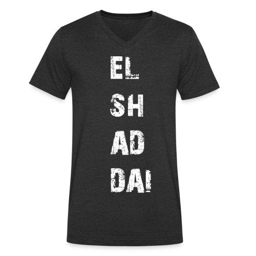 EL SH AD DAI 2 - Männer Bio-T-Shirt mit V-Ausschnitt von Stanley & Stella