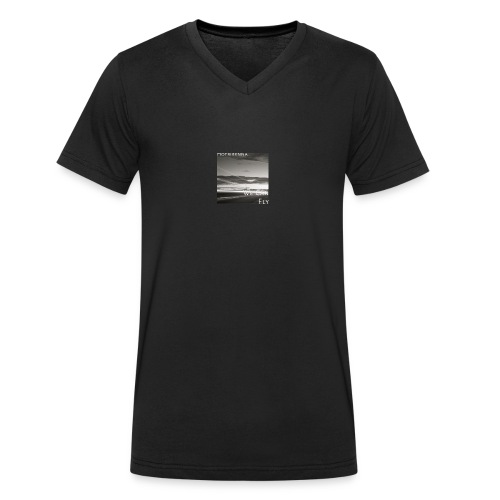 we can fly tshirts - Men's Organic V-Neck T-Shirt by Stanley & Stella
